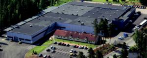 Fabryka Vallox Loimaa, Finlandia