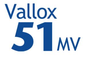 Vallox 51 MV
